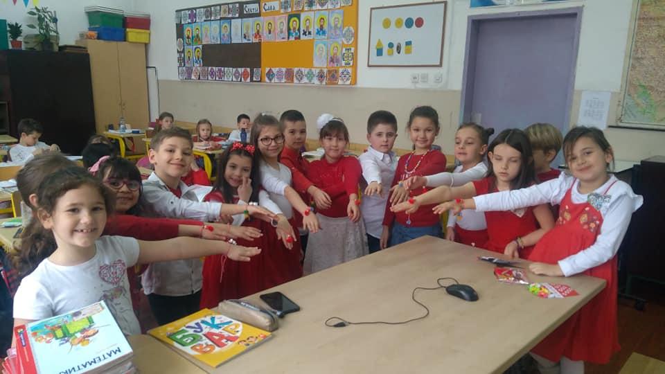 """""""Мартенице"""" у нашој школи"""