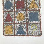 mozaik (2) prikazan na izložbi u ZUOV